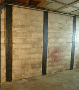 Foundation Wall Reinforcement in Long Island