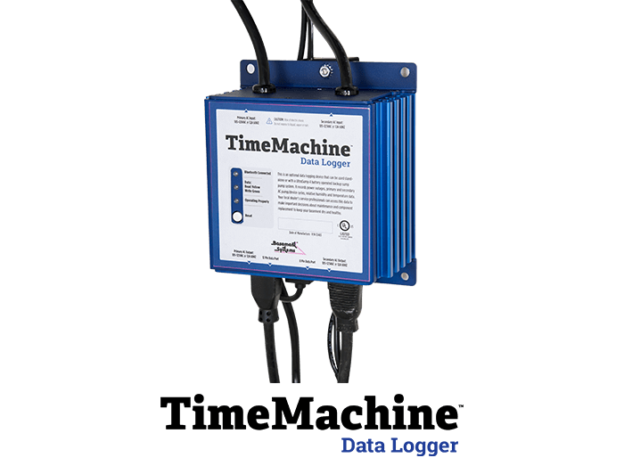 TimeMachine Data Logger Installed in Greater Brookhaven, LI