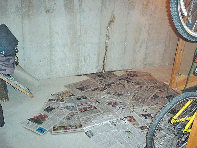 Basement Floor & Wall Crack Repair in Long Island | Repair
